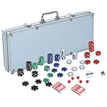Homcom Pokerset 500 Chips