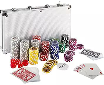 Maxstore Ultimate Pokerset 300 Chips