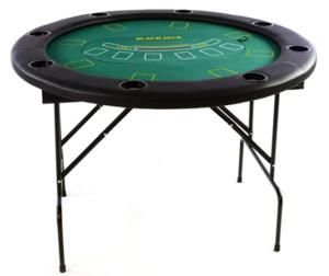 Nexos Pokertisch Klappbar