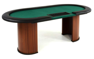 Nexos Pokertisch Massiv