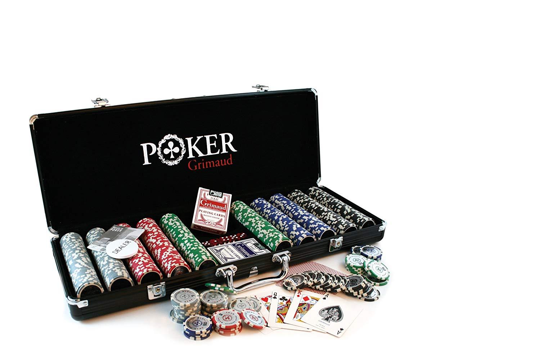 Pokerset von der Marke Smir