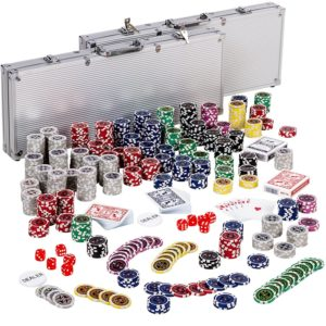 Ultimate Pokerset 1000 Chips