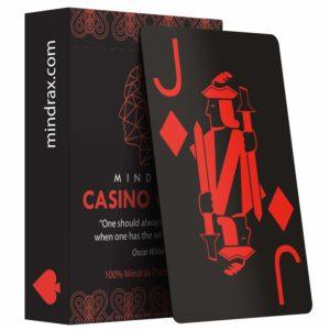 MIndrax Pokerkarten