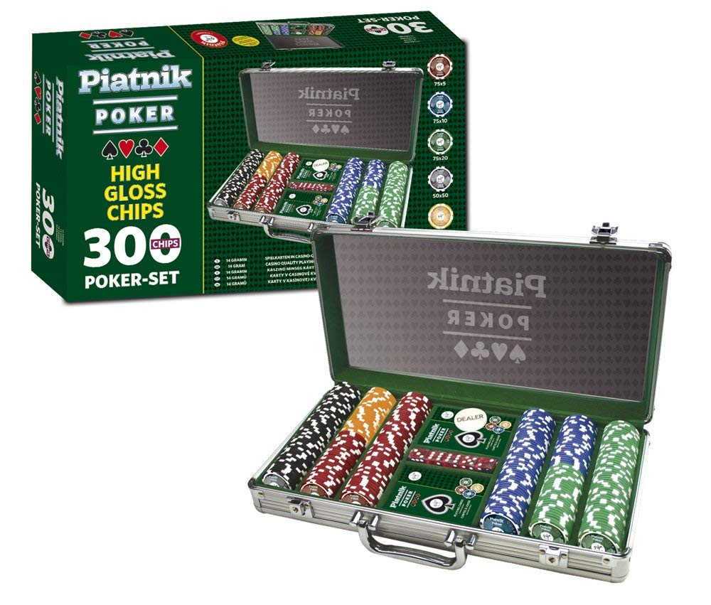 Piatnik Pokerset 300 Chips