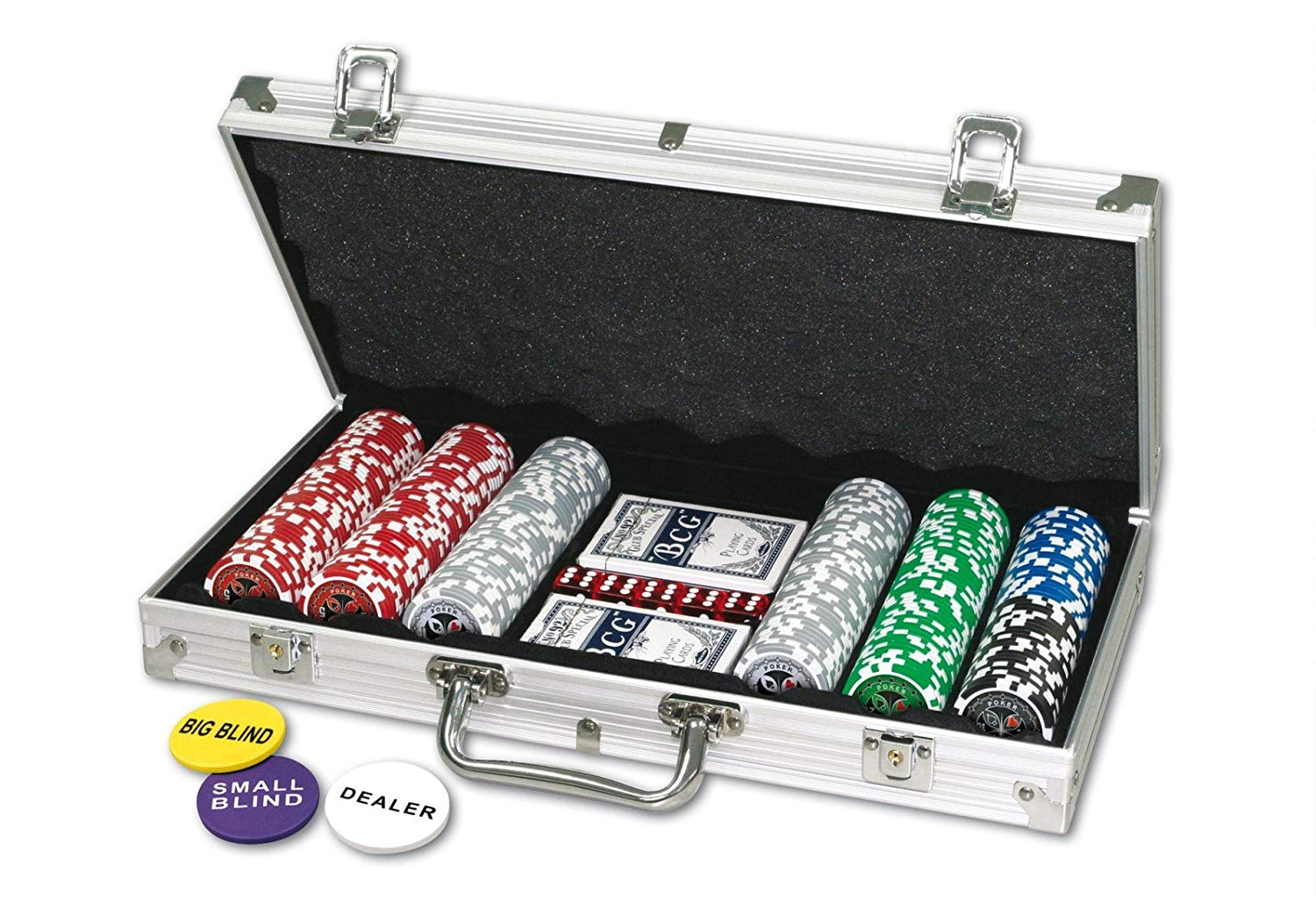 Vedes Pokerset 300 Chips
