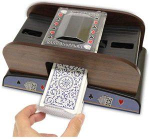 mooderff automatische Kartenmischmaschine
