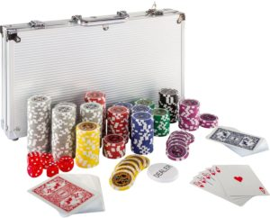 Ultimate Pokerset 300 Chips