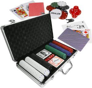 Eaxus Pokerset 300 Chips
